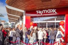 TK Maxx eröffnet seine erste Filiale in Offenbach am Main